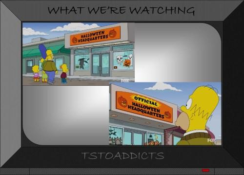 Halloween Headquarters Simpsons 2