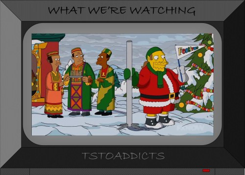Festivus Comic Book Guy Simpsons 2