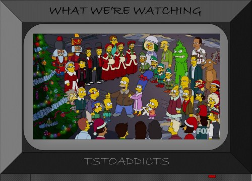 I Won't Be Home For Christmas Ending Simpsons