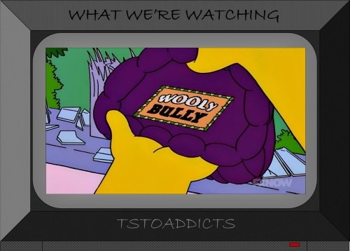 The Wooly Bully Simpsons