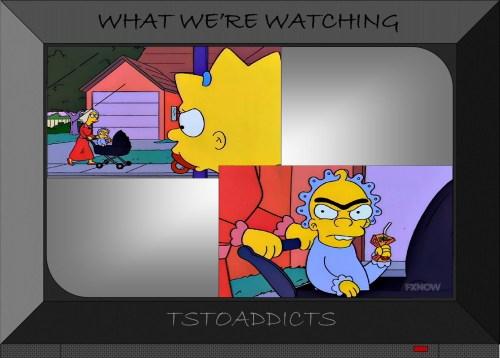 Baby Gerald Maggie's Nemesis Simpsons 2