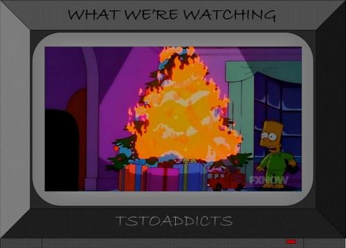 Bart Simpson Ruins Christmas