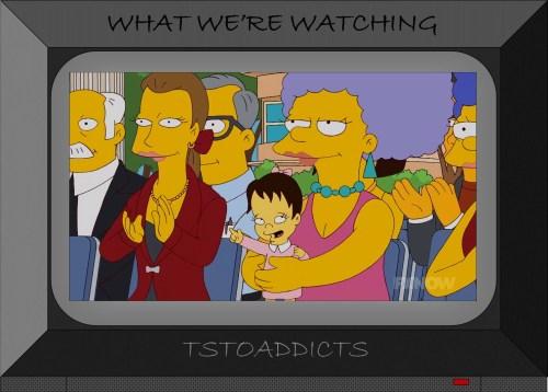 Ling Bouvier Simpsons 2