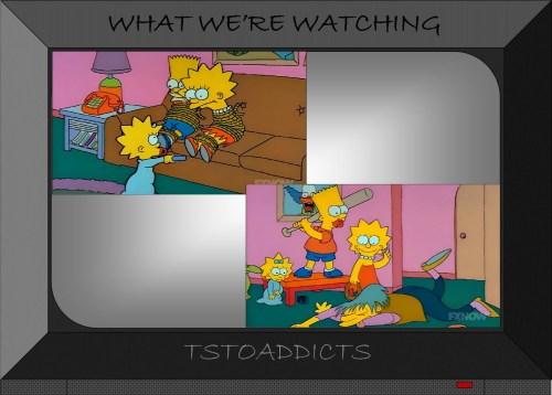 Lucille Botzcowski Mrs. Botz Babysitter Bandit Simpsons 4