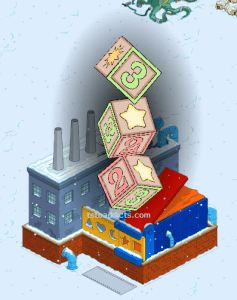 Playdough Factory Countdown Timer