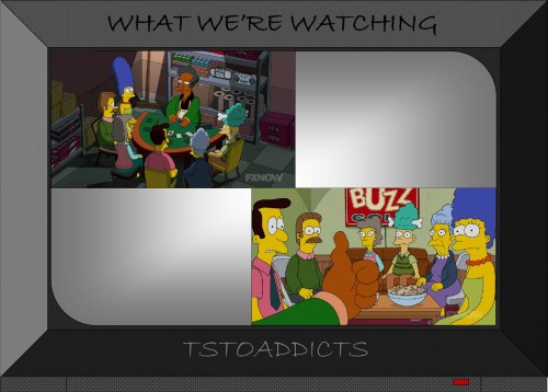 Apu teaches card counting Simpsons