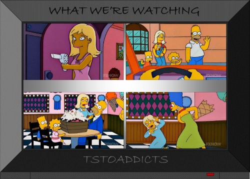 Becky the Usurper Simpsons