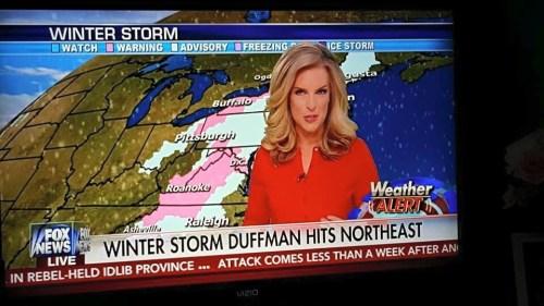 Winter Storm Duffman