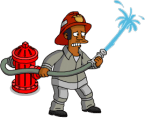 apu_fireman_put_out_fire_at_fire_department_
