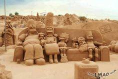 Desert The Simpsons