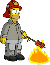 homer_fireman_bbq_over_fire