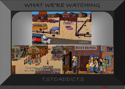 Bloodbath Gulch Simpsons 2