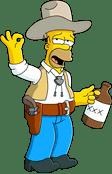 charactersets_homer_cowboy