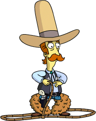 sideshowbob_doobner_perform_lasso_tricks