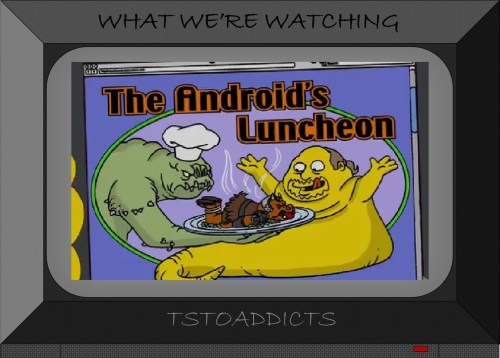 The Android's Luncheon Simpsons
