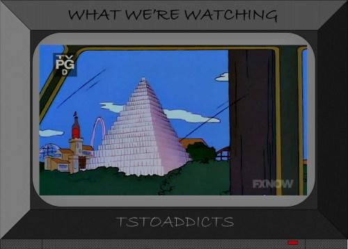Duff Gardens Beeramid Simpsons