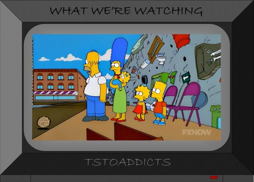 Tumbleweed New Springfield Simpsons