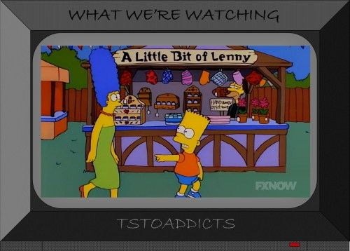 A Little Bit of Lenny Simpsons