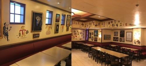 Krusty Burger Room Doodles