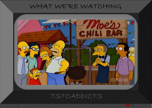 Moe's Chili Bar Simpsons