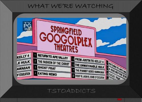 Springfield Googolplex Theatres Simpsons 2