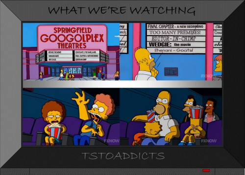 Springfield Googolplex Theatres The ReDeadening Simpsons