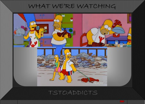 Mr. Pinchy Simpsons 2