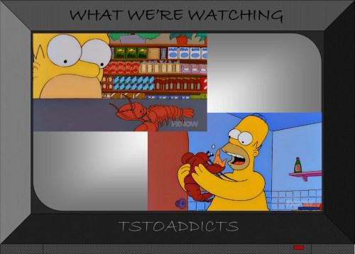 Pinchy & Homer Simpsons