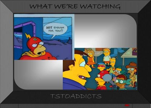 Radioactive Man Comic & Costume Simpsons