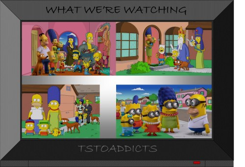 Simpsons Doppelgangers The Other THOH XXV