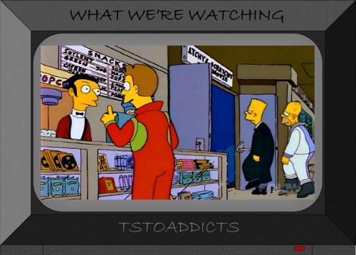 Soylent Green Itchy & Scratchy Movie Simpsons