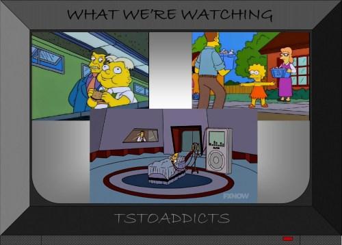 Soylent Green Simpsons