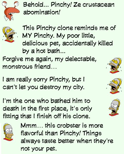 TSTO Dialogue Pinchy