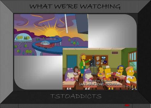 Springfield of Tomorrow film Mrs. Krabappel Simpsons