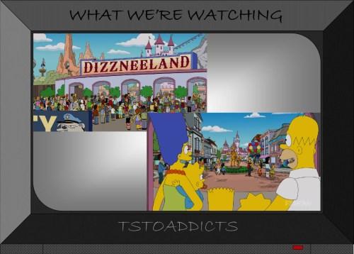 dizzneeland-simpsons