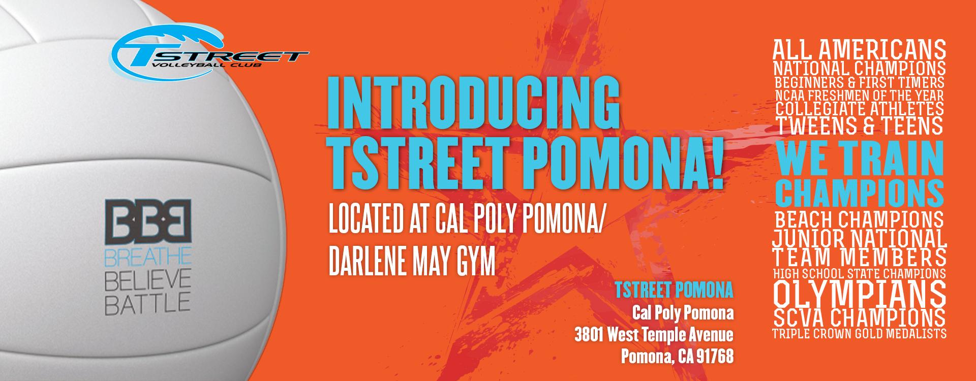 Introducing Tstreet Pomona!