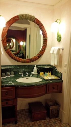 DSC 4149 e1455699960998 281x500 【ディズニーランドホテル】ティンカーベルルームに宿泊しました!