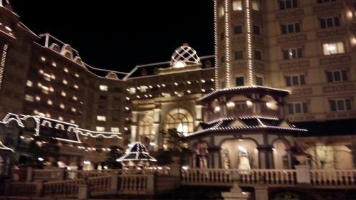 DSC 4184 500x281 【ディズニーランドホテル】ティンカーベルルームに宿泊しました!