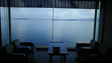 DSC 0643 湯快リゾート初体験!石川金波荘は部屋からの眺めも夕食もgood!