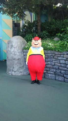 DSC 0953 ディズニーランドのハロウィン!その2☆2016年秋ディズニー旅行