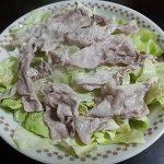 キャベツ豚肉のレンジ超簡単レシピ!切って盛ってチンするだけ!