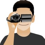 パソコンのカメラは隠す!セキュリティが大事です。対策方法はすごく簡単ですよ