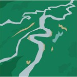 河況係数とは|日本や世界の川を比較。筑後川は最強の暴れ川なのか?