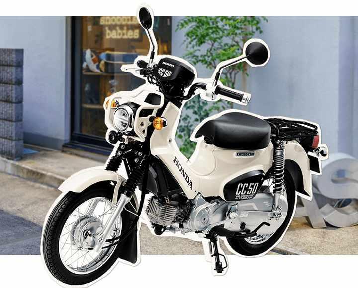 原付バイク 人気 女性