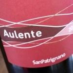 Aulente(アウレンテ)という赤ワインを買ってみた|感想とレビュー