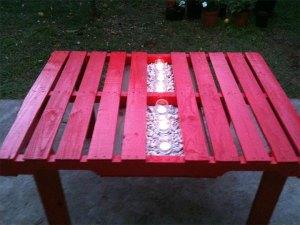 初心者でもカンタン廃材パレットを使ったテーブルを素敵にDIYする方法