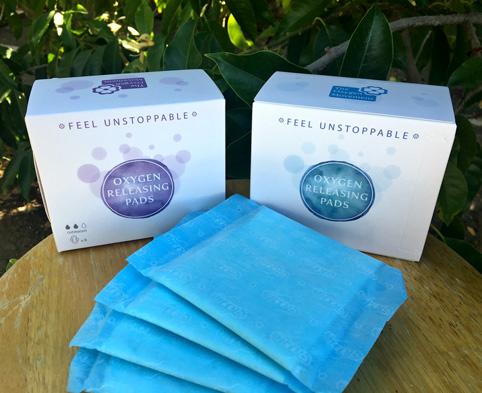 Product Packaging Copy – Feminine Hygiene