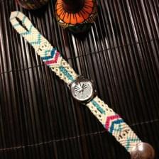 ヘンプ腕時計