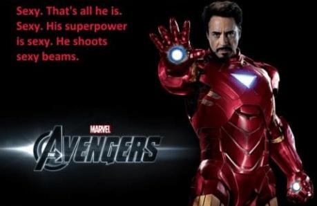 Yaguchi Mari is Iron Man?! (1/3)