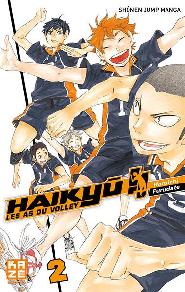 Haikyû!! tome 2